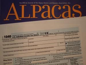 alpaca tax benefits