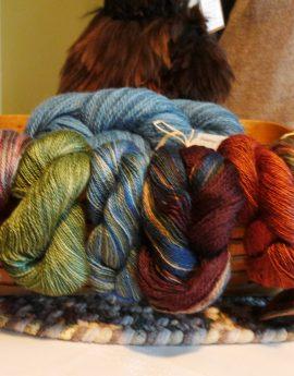 3: Alpaca Yarn